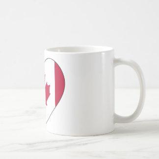 Het Hart van de Vlag van Canada Koffiemok