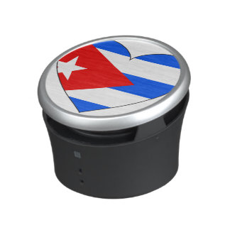 Het Hart van de Vlag van Cuba Speaker