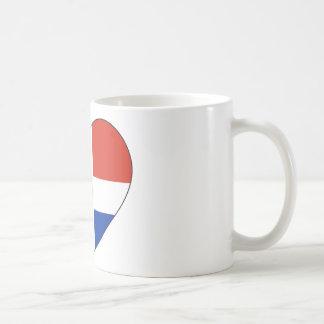 Het Hart van de Vlag van de Dominicaanse Republiek Koffiemok