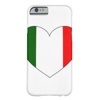 Het Hart van de Vlag van Italië Barely There iPhone 6 Hoesje