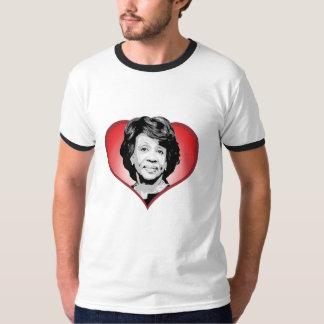 Het Hart van de Wateren van Maxine - T Shirt