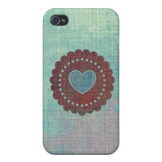 Het Hart van de zomer iPhone 4 Case