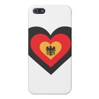 Het Hart van Duitsland iPhone 5 Cover