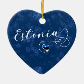 Het Hart van Estland, het Estlandse Ornament van