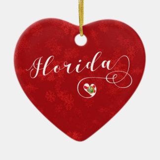 Het Hart van Florida, het Ornament van de
