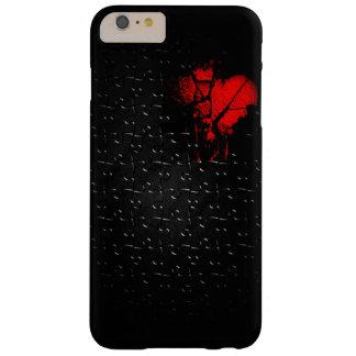 Het Hart van het raadsel Barely There iPhone 6 Plus Hoesje