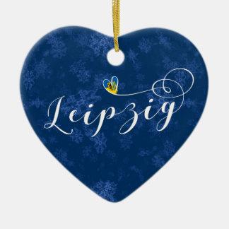 Het Hart van Leipzig, het Ornament van de