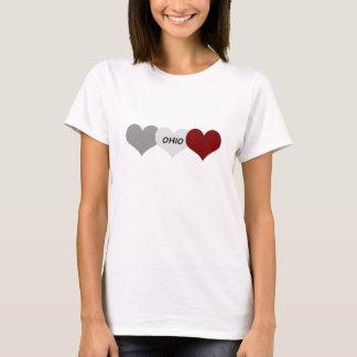 Het Hart van Ohio T Shirt
