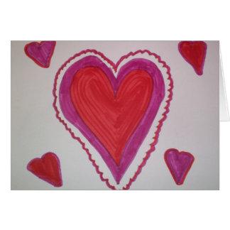 Het Hart van Valentijn Briefkaarten 0