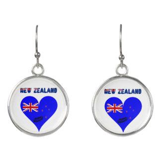 Het hartvlag van Nieuw Zeeland