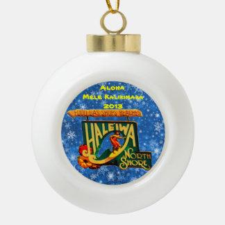 Het Hawaiiaanse ornament van Kerstmis van de Kust