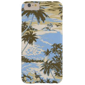 Het Hawaiiaanse Schilderachtig Eiland van de Baai Barely There iPhone 6 Plus Hoesje