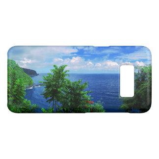Het Hawaiiaanse Tropische Paradijs van het Eiland Case-Mate Samsung Galaxy S8 Hoesje