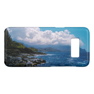 Het Hawaiiaanse Tropische Storm van het Eiland Case-Mate Samsung Galaxy S8 Hoesje