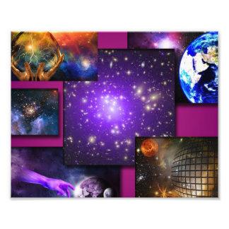 Het heelal foto