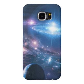 Het Heelal van de aarde Samsung Galaxy S6 Hoesje