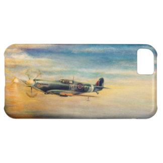 Het Heethoofd van het vliegtuig iPhone 5C Hoesje