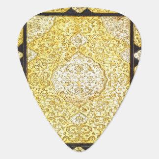 Het Heilige Goud van Falln Plectrum