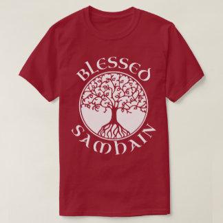 Het heilige Heidense Gaëlische Keltische Halloween T Shirt