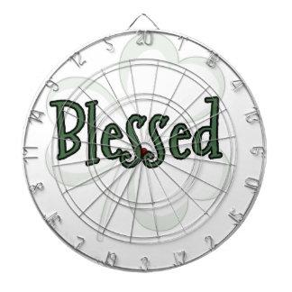 Het heilige St. Patrick Ontwerp van de Dag Dartbord