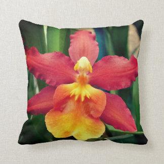 Het heldere Hoofdkussen van de Orchidee Sierkussen