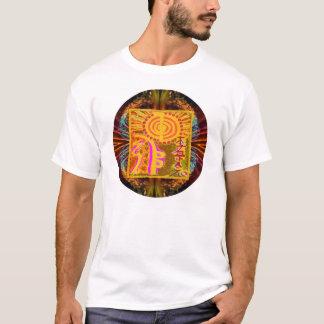 Het Helen REIKI Symbolen T Shirt