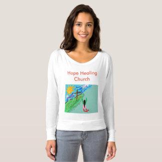 Het Helen van de hoop de Christelijke T-shirt van