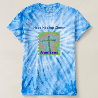 Het Helen van de hoop de stropdas-Kleurstof van de T Shirts