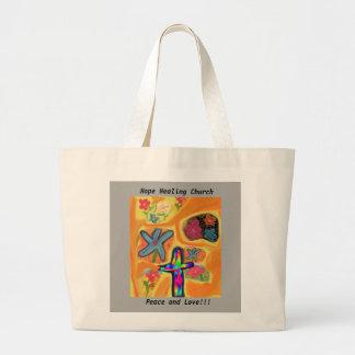 Het Helen van de hoop het Canvas tas van Jesus