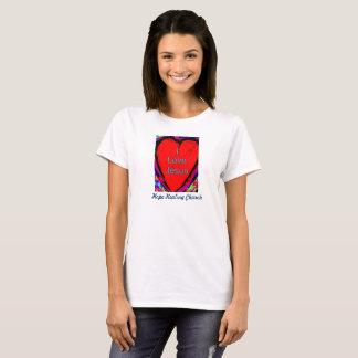 Het Helen van de hoop Kerk I de T-shirt van Jesus