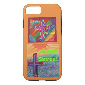 Het Helen van de hoop Saves van de Kerk iPhone van iPhone 8/7 Hoesje