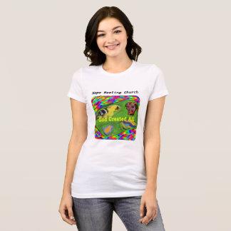 Het Helen van de hoop T-shirt van de
