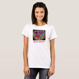 Het Helen van de hoop van de Kerk de Saves Women's T Shirt