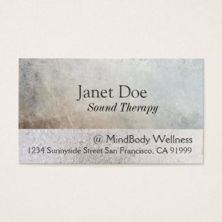 Het Helen van de Therapie van de massage het Visitekaartjes