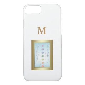 Het helende monogram van Handen iPhone 8/7 Hoesje