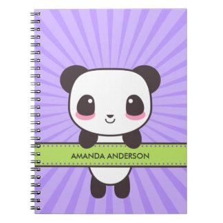 Het het gepersonaliseerde Notitieboekje/Dagboek Notitieboek