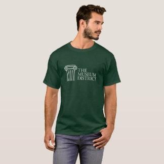 Het het logooverhemd van het District van het T Shirt