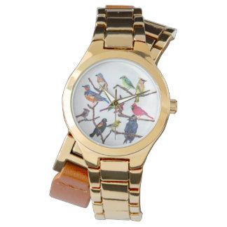 Het het Verzamelen zich Kleurrijke Horloge van