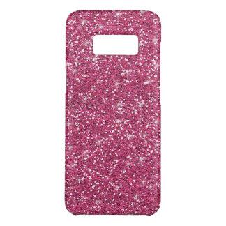 Het hete Roze schittert Gedrukt Case-Mate Samsung Galaxy S8 Hoesje