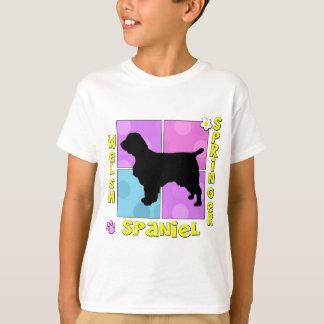 Het hip Welse Spaniel van de Aanzetsteen T Shirt