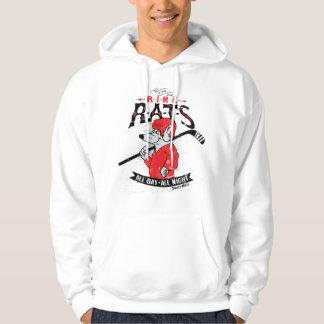 Het Hockey van de Ratten van de piste Hoodie