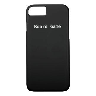 Het Hoesje Iphone van het Spel van de raad