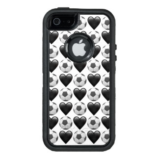 Het Hoesje Otterbox van iPhone SE/5/5s van Emoji