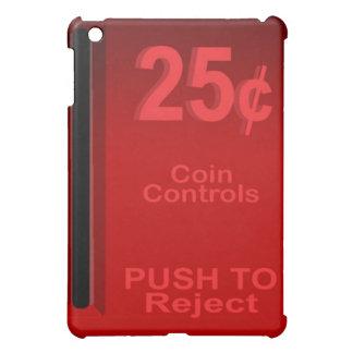 Het Hoesje van 25 Cent van het Collectie Nostalgla Hoesjes Voor iPad Mini