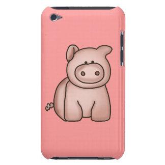 Het Hoesje van de Aanraking van Piggy iPod