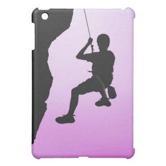Het Hoesje van de Bergbeklimming iPad Hoesje Voor iPad Mini