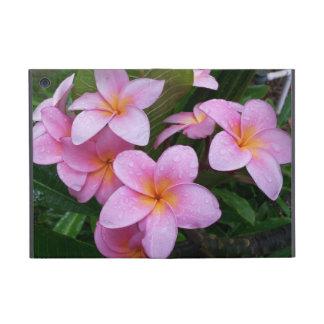 Het Hoesje van de Bloemen van Hawaï Plumeria iPad Mini Hoesje