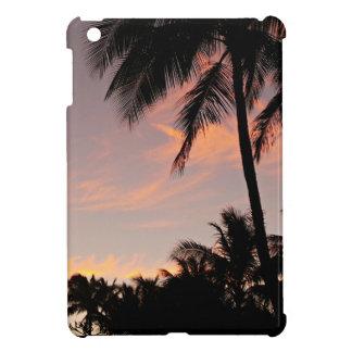 Het hoesje van de de zonsondergangtablet van Hawaï iPad Mini Case