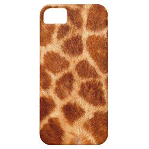 Het hoesje van de het ontwerptelefoon van de giraf