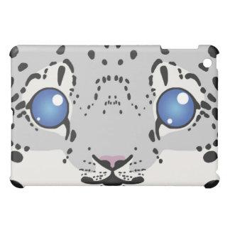 Het Hoesje van de Luipaard van de sneeuw iPad iPad Mini Case